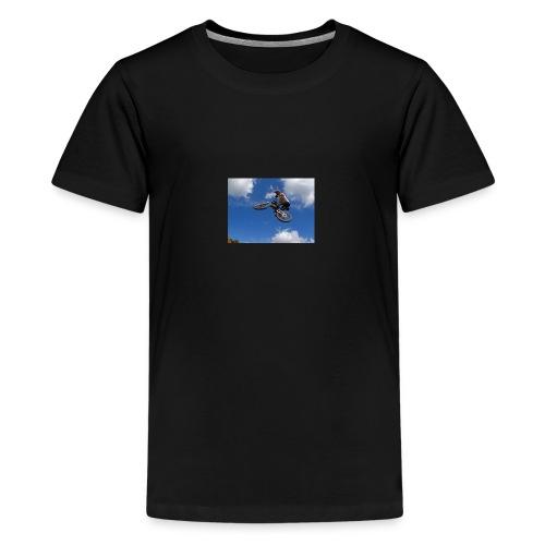 IMG 2111 - Teenage Premium T-Shirt
