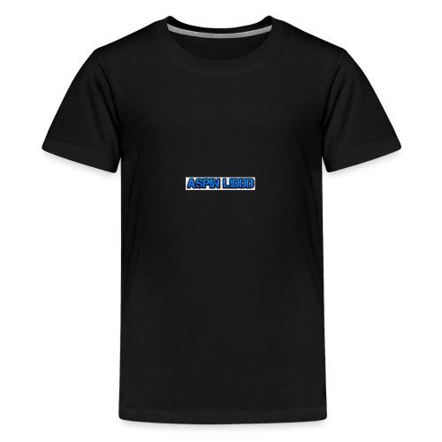 Aspin Liddd - Teenage Premium T-Shirt