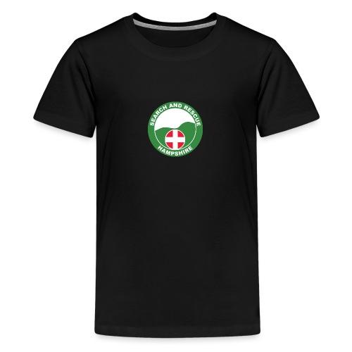 HANTSAR roundel - Teenage Premium T-Shirt