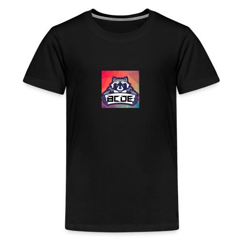bcde_logo - Teenager Premium T-Shirt