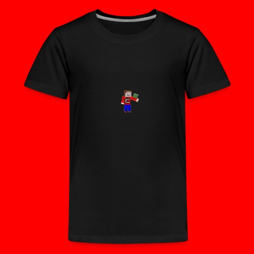Official COOLKILLER T-Shirts - Teenage Premium T-Shirt