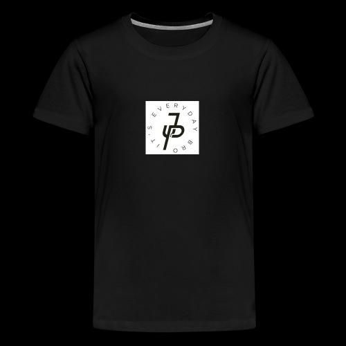JP It's everyday bro - Premium-T-shirt tonåring