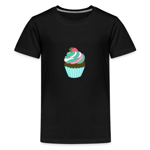 CUPCAKE - Camiseta premium adolescente