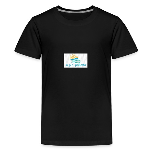a.p.c. paletta - Maglietta Premium per ragazzi