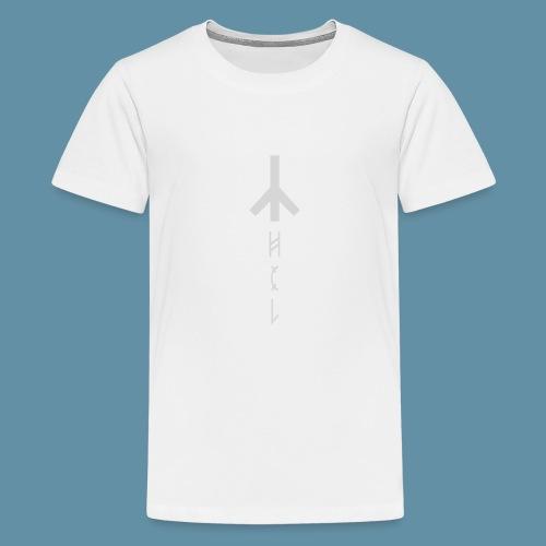 Logo Hel 02 copia png - Maglietta Premium per ragazzi