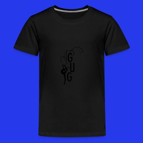 GUG logo - Teenager Premium T-Shirt
