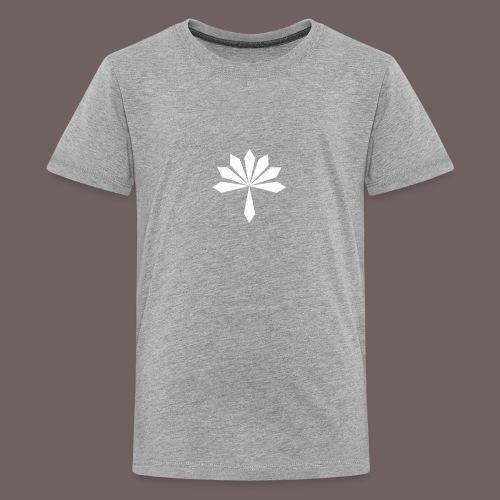 GBIGBO zjebeezjeboo - Rock - Fleur [FlexPrint] - T-shirt Premium Ado
