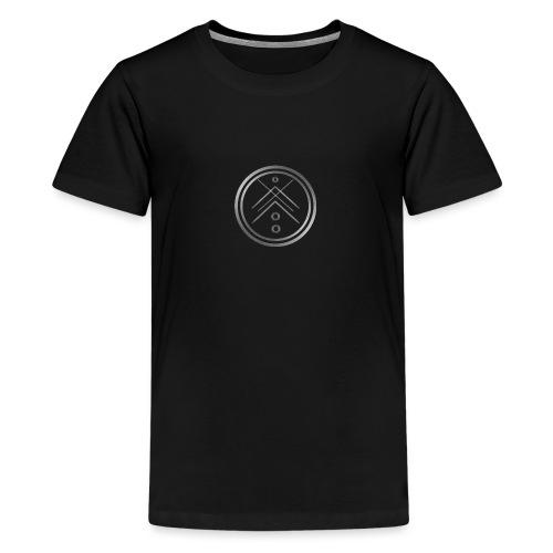 LOGO - Teinien premium t-paita
