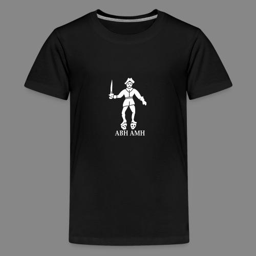 Roberts Bartholomew Flag - T-shirt Premium Ado