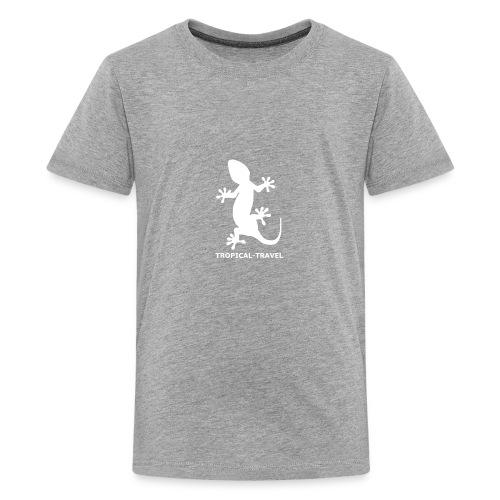 tropical-travel - Teenager Premium T-Shirt