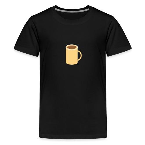 PVK 2 png - Teenager Premium T-shirt