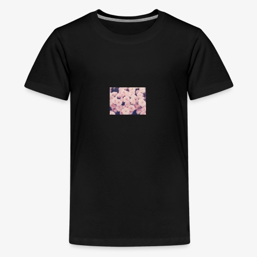 Roses - Teenage Premium T-Shirt
