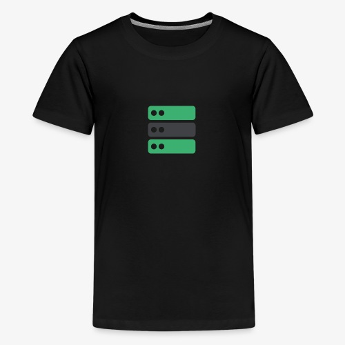 PC Patrol merchandise icon - Teenager Premium T-shirt