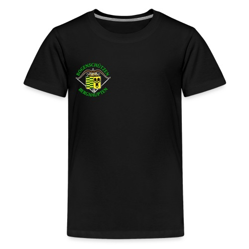 Wappen - Teenager Premium T-Shirt
