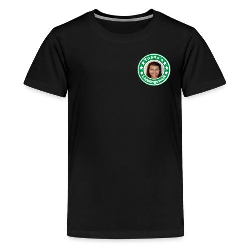 Tuana s Lieblingswelt - Teenager Premium T-Shirt