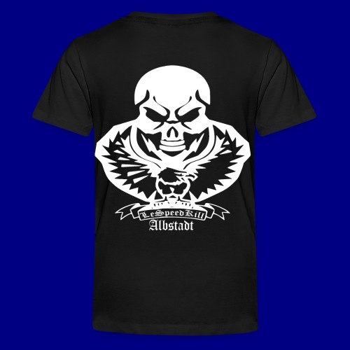 LeSpeedKill-Albstadt - Teenager Premium T-Shirt