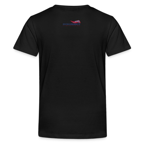 only Huck´ - Teenager Premium T-Shirt
