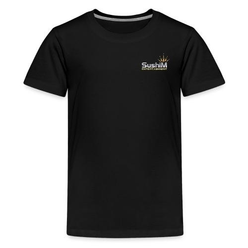 SushiM Logo Hi Res - Teenage Premium T-Shirt