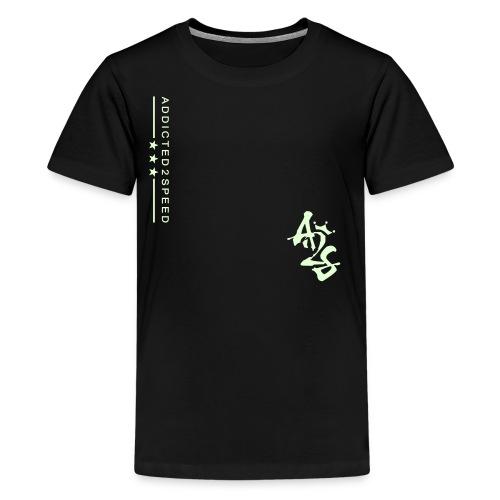 emblem - Premium-T-shirt tonåring
