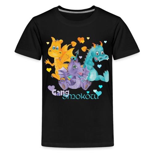 Gang Smoków - Koszulka młodzieżowa Premium
