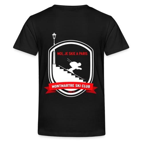 MSC 2png - T-shirt Premium Ado
