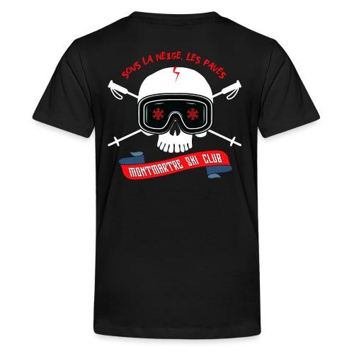 MSC 26 png - T-shirt Premium Ado