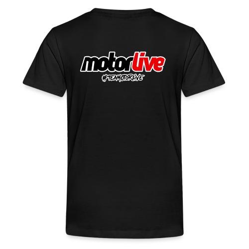 motorlive - T-shirt Premium Ado
