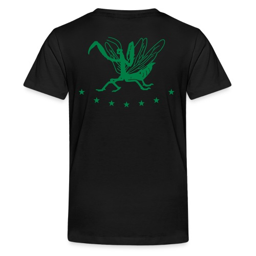 Seven Star Mantis - Teenager Premium T-Shirt