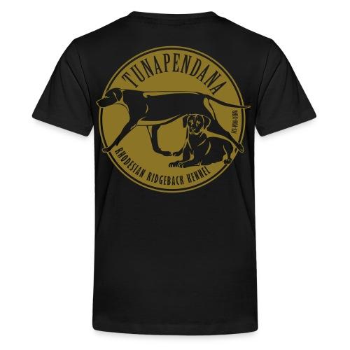 Tunapendana - Teenager Premium T-Shirt