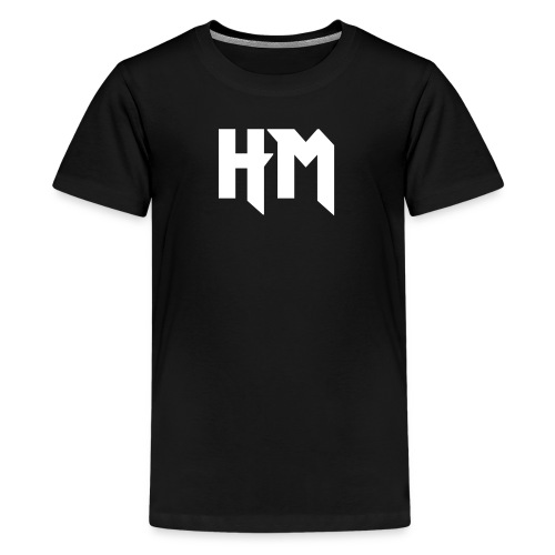 HM_vorne - Teenager Premium T-Shirt