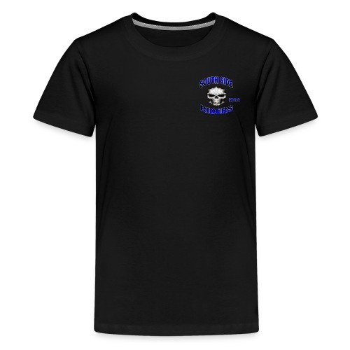 SSR Transparent - Teenage Premium T-Shirt