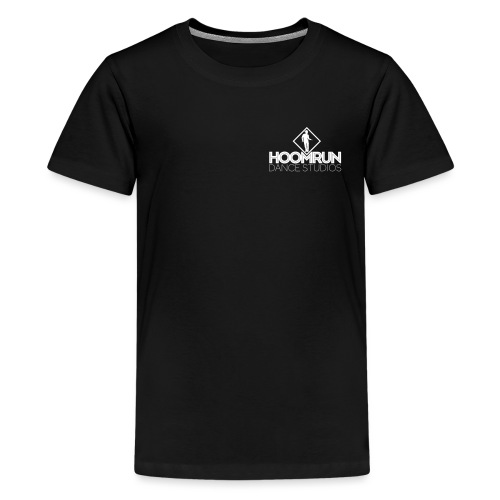 homerun logo rood - Teenager Premium T-shirt