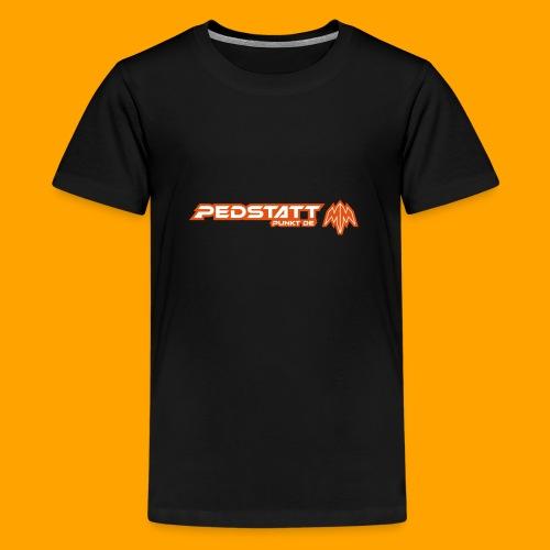 Pedstatt_LogoMashup_006 - Teenager Premium T-Shirt