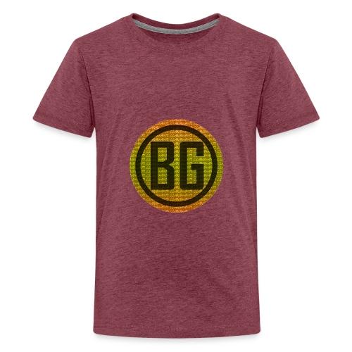 BeAsTz GAMING HOODIE - Teenage Premium T-Shirt