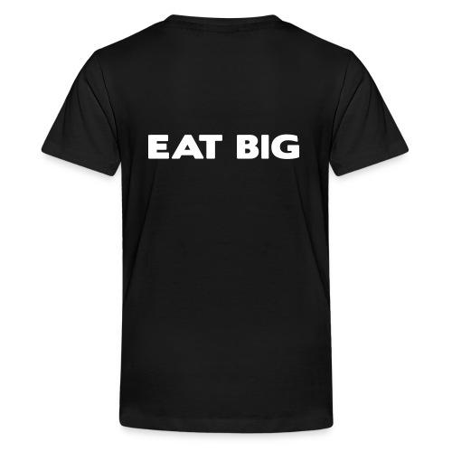eatbig - Teenage Premium T-Shirt