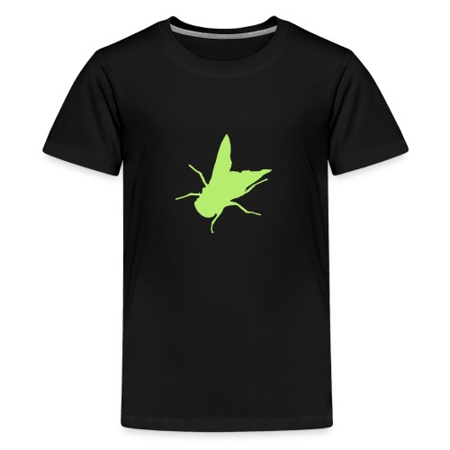 fliege - Teenager Premium T-Shirt