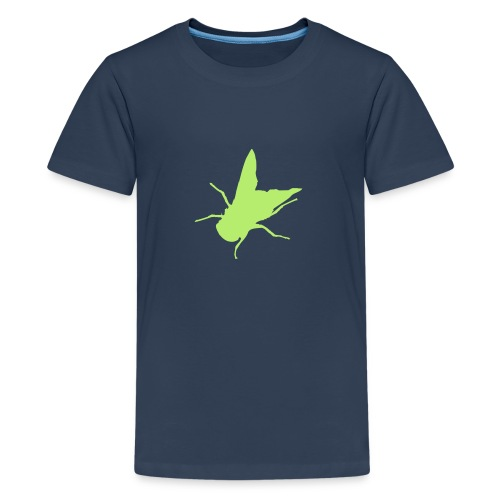 fliege - Teenager Premium T-Shirt