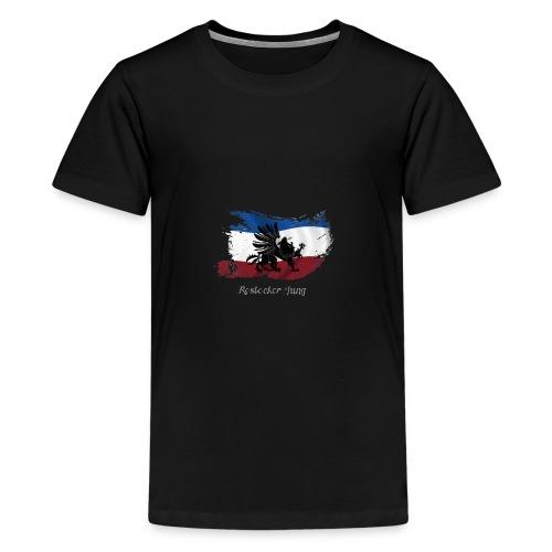 rostocker_jung_weiss - Teenager Premium T-Shirt