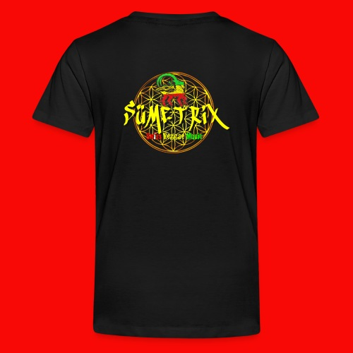 SÜMETRIX FANSHOP - Teenager Premium T-Shirt
