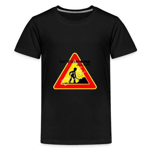 DDE - T-shirt Premium Ado