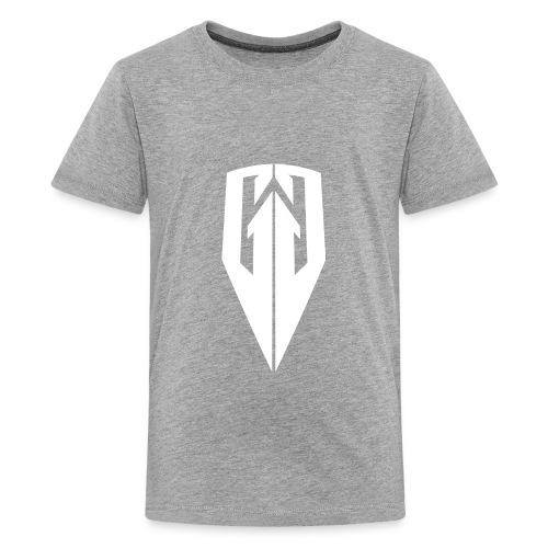 Kingdom Customs Shop Tee Womens - Teenage Premium T-Shirt