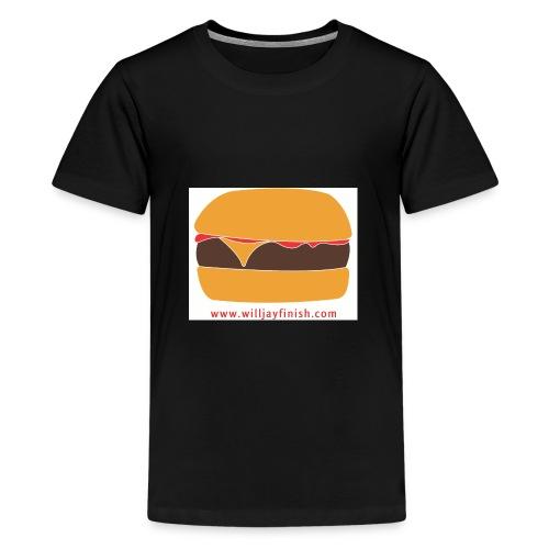willjayfinish - Teenage Premium T-Shirt