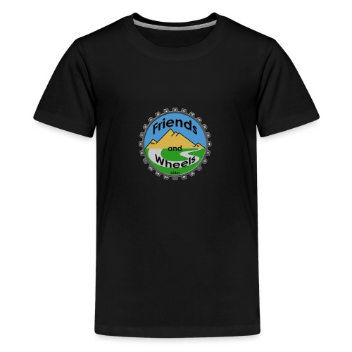 FaW-Logo - Teenager Premium T-Shirt