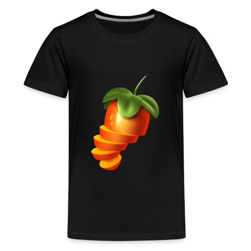 Sliced Sweaty Fruit - Teenage Premium T-Shirt