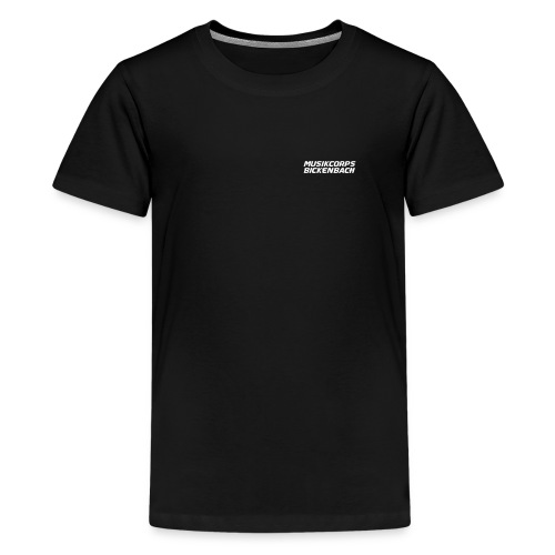 logo mcbeps - Teenager Premium T-Shirt