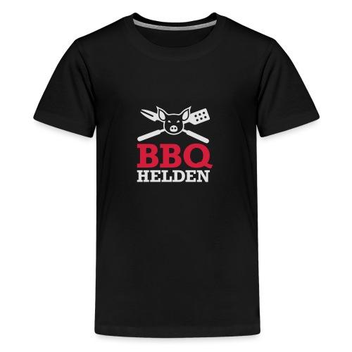 logo diap klein - Teenager Premium T-shirt