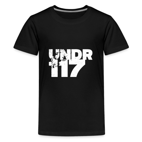117 big w png - Teenager Premium T-Shirt