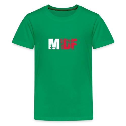 Logo MIDF 2 - T-shirt Premium Ado