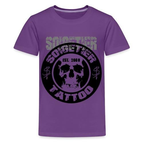 logo bad1 - Teenager Premium T-Shirt