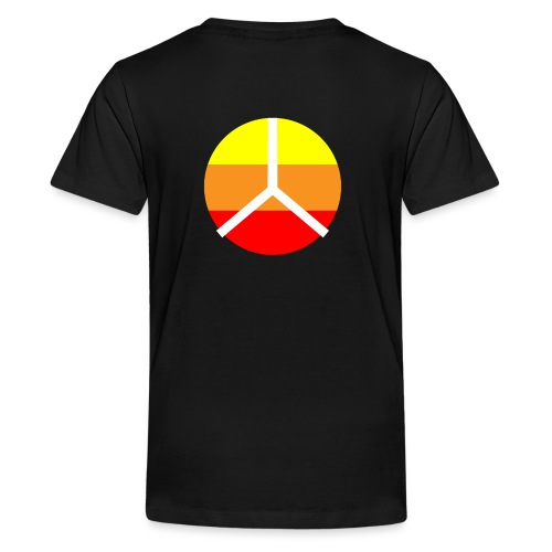 La paix - T-shirt Premium Ado